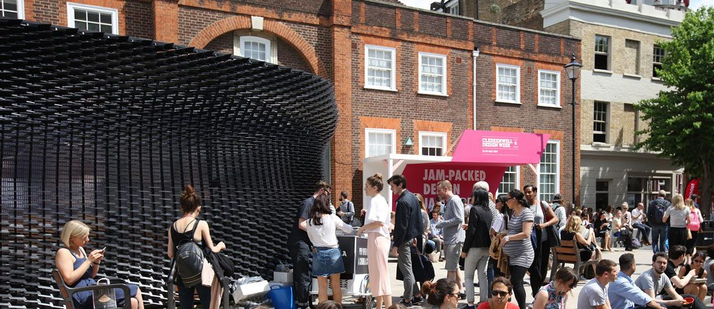 Clerkenwell Design Week – What you might've missed