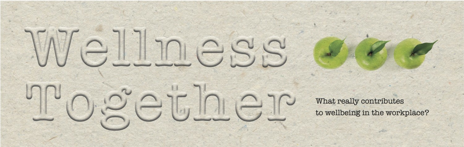 Wellness Together: Thursday 12th October