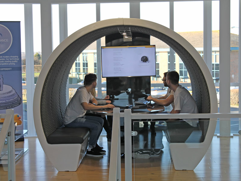 The Meeting Pod Company