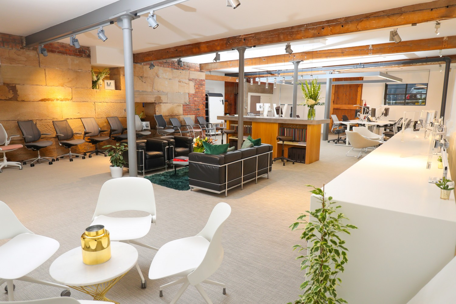 Humanscale invest in two brand new showrooms
