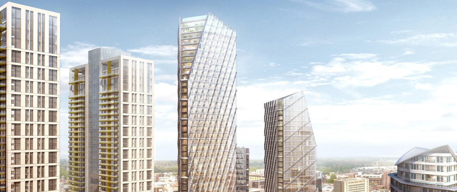 Coplan scheme agreed for Woking Gateway Development