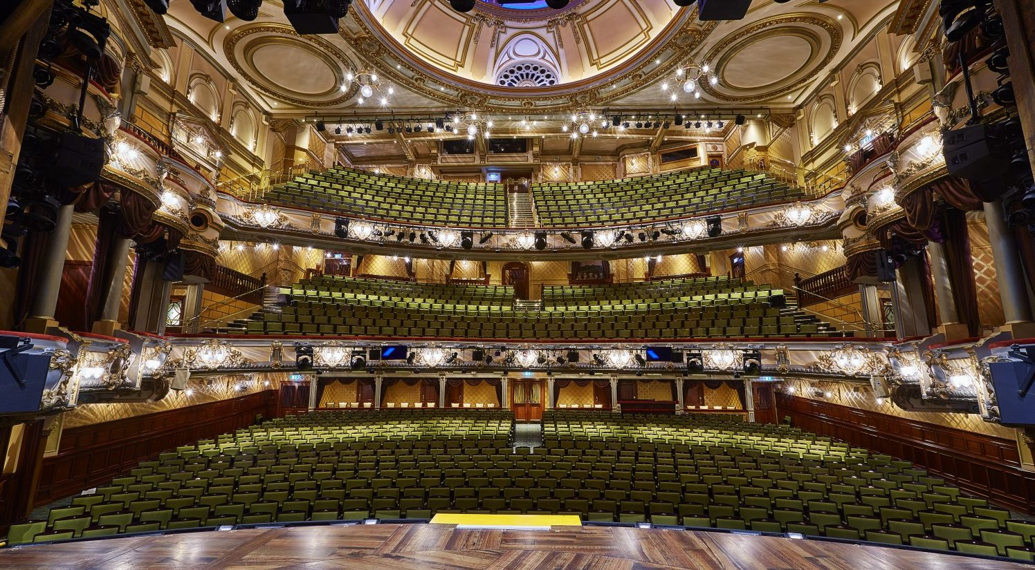 Victoria Palace Theatre continues to dazzle London's West End