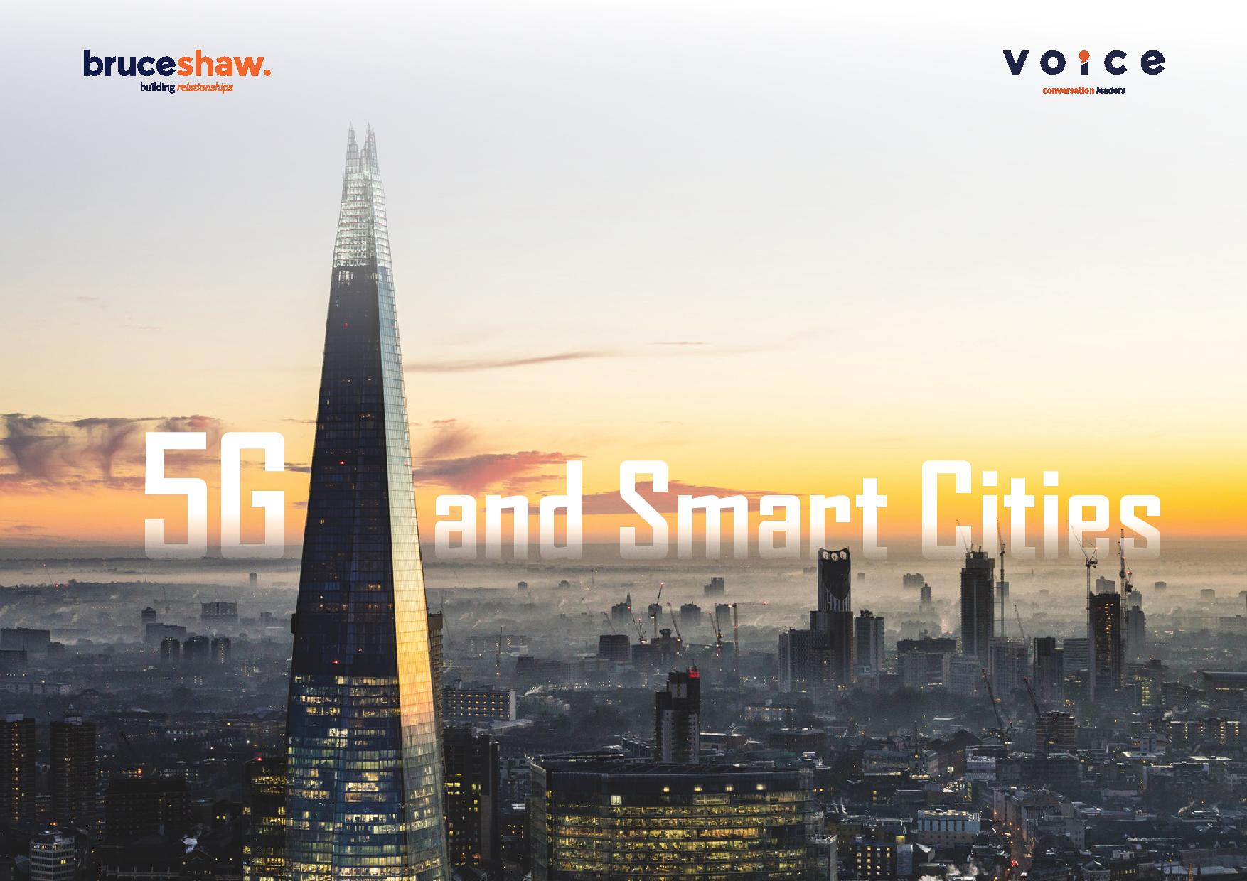 Bruceshaw talks 5G and Smart Cities