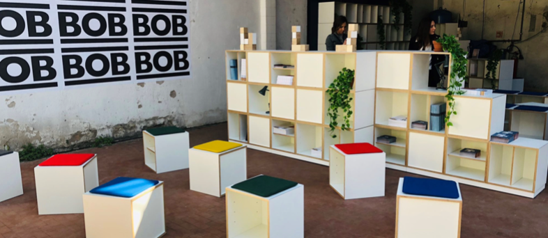 BOB at Salone Del Mobile