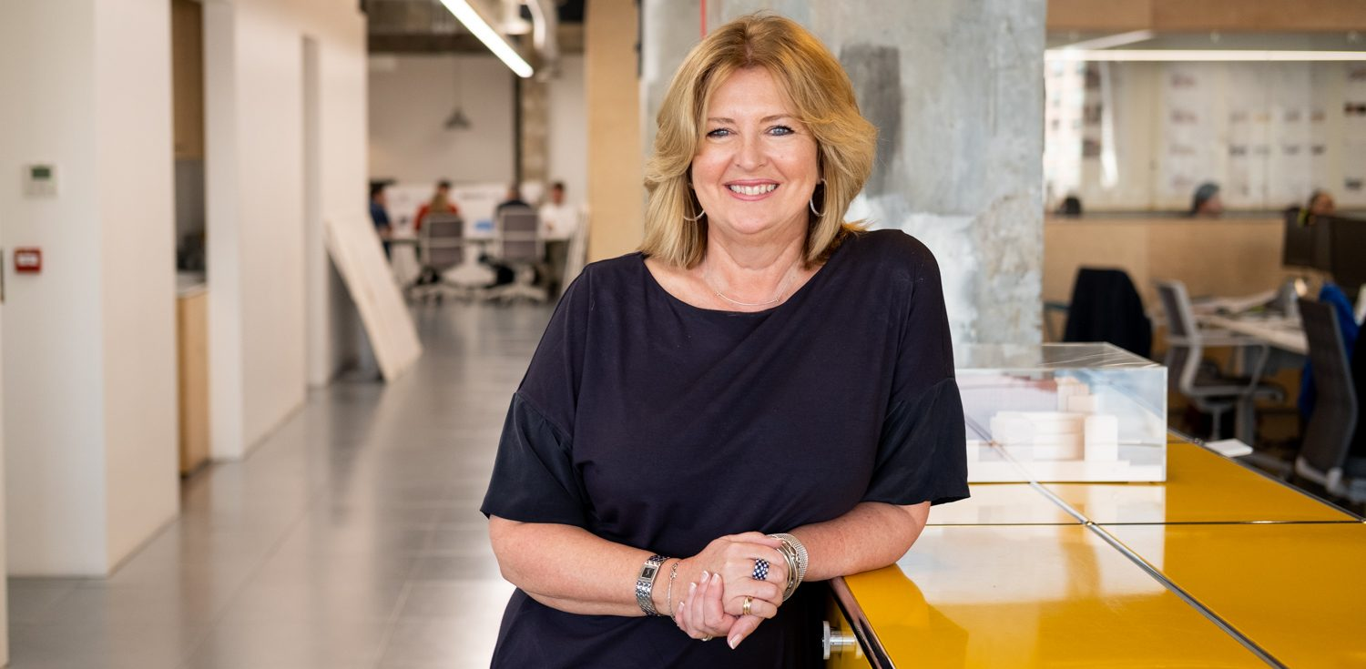 Conversations at Clerkenwell Design Week: BDG's Chief Executive Officer Gill Parker