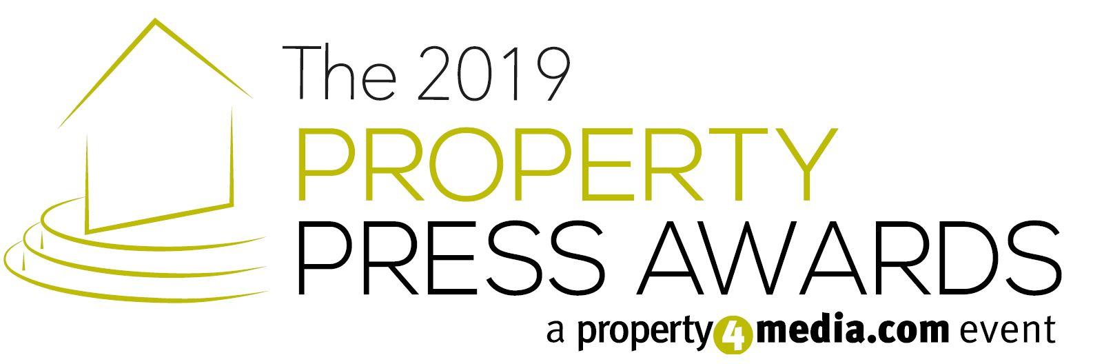 The Property Press Awards 2019