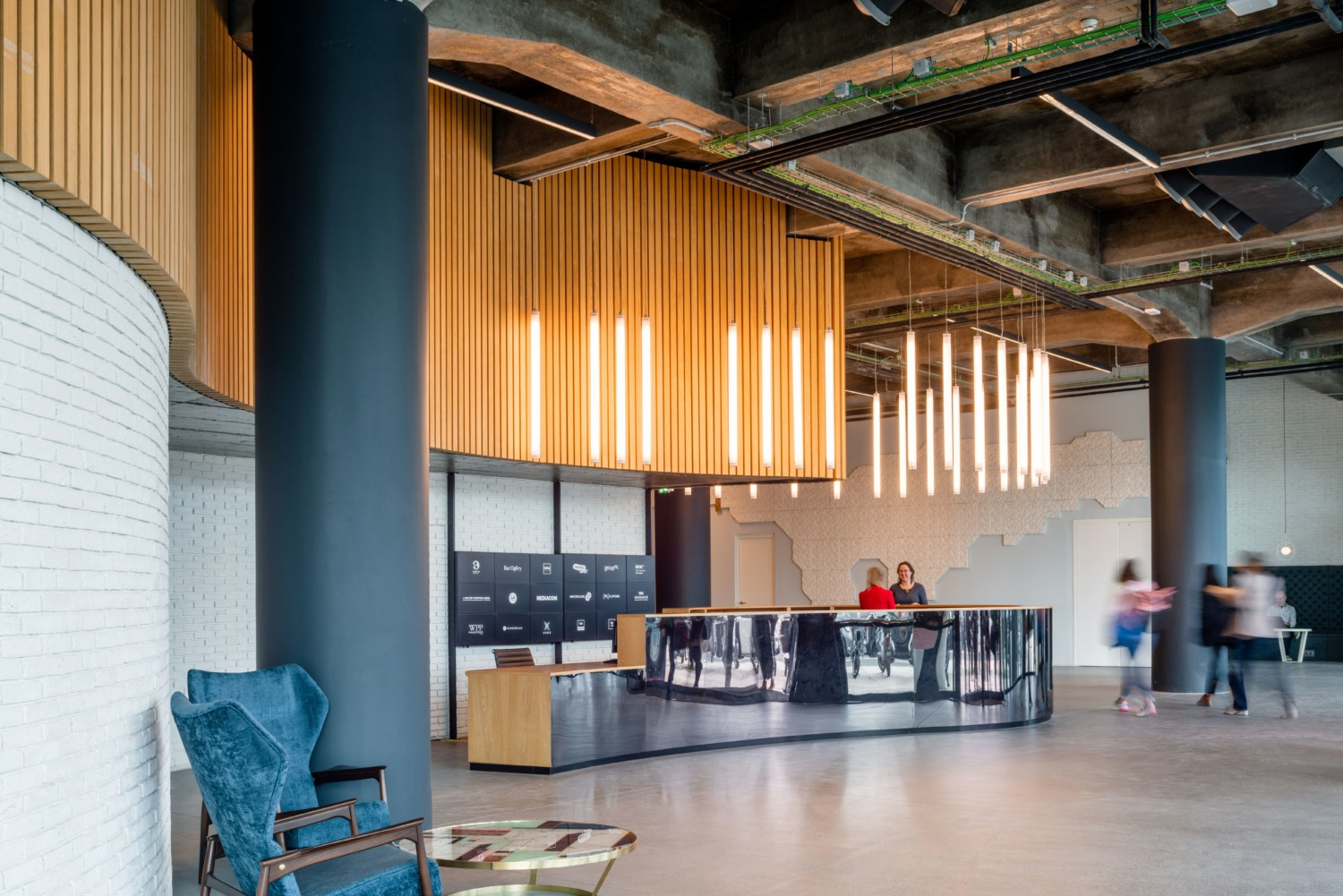 BDG architecture + design continue to bring more dynamic workplaces for WPP to Europe