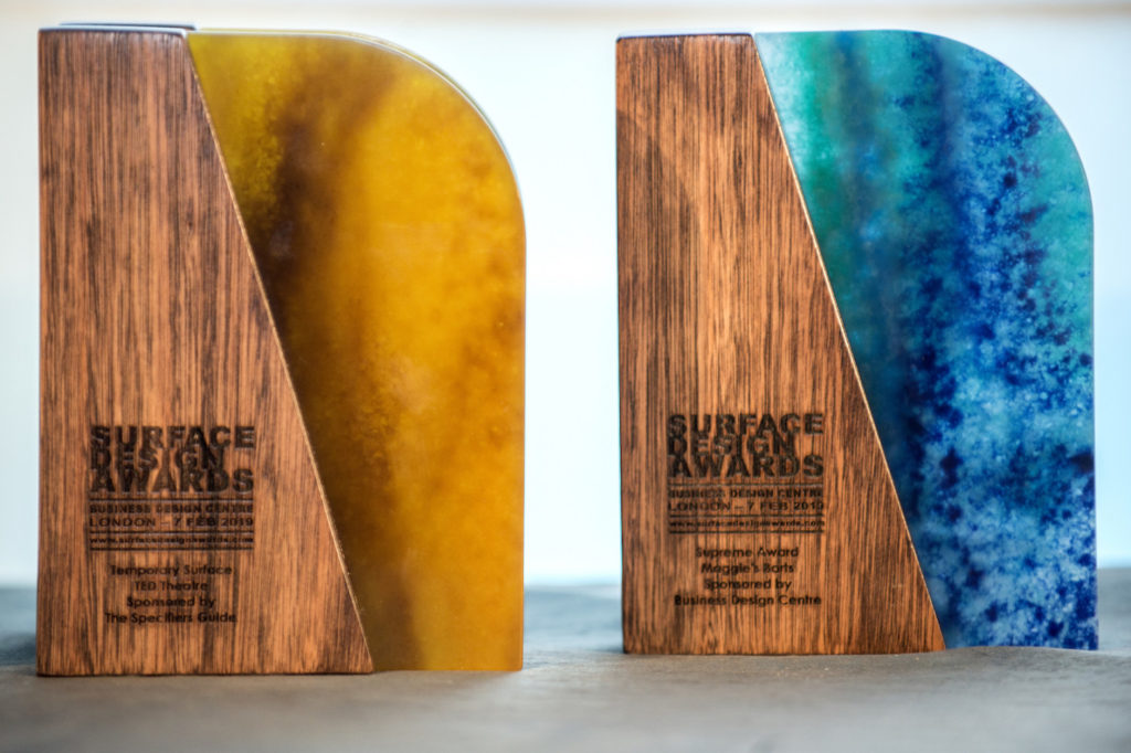 Entries now open for Surface Design Awards 2020 - Informare