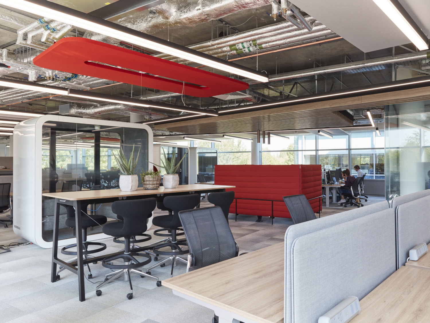 obo puts employees first in latest workplace project