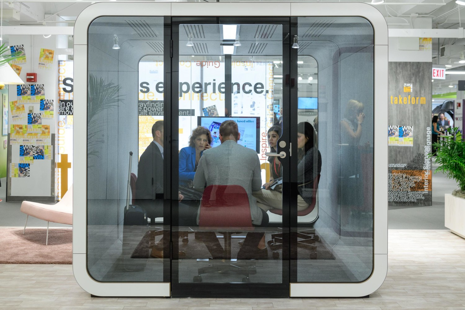 Generation Rent – Framery Pods Now Available to Rent through Welltek
