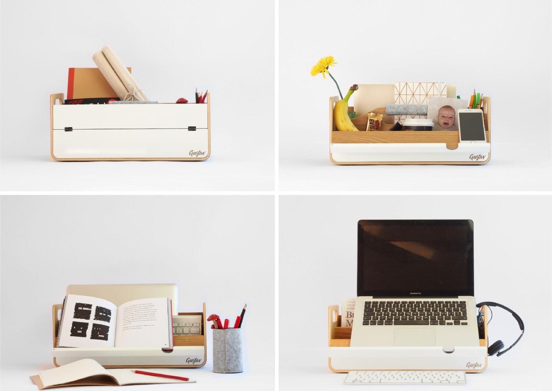 Gustav; the award-winning toolbox designed for life on the go