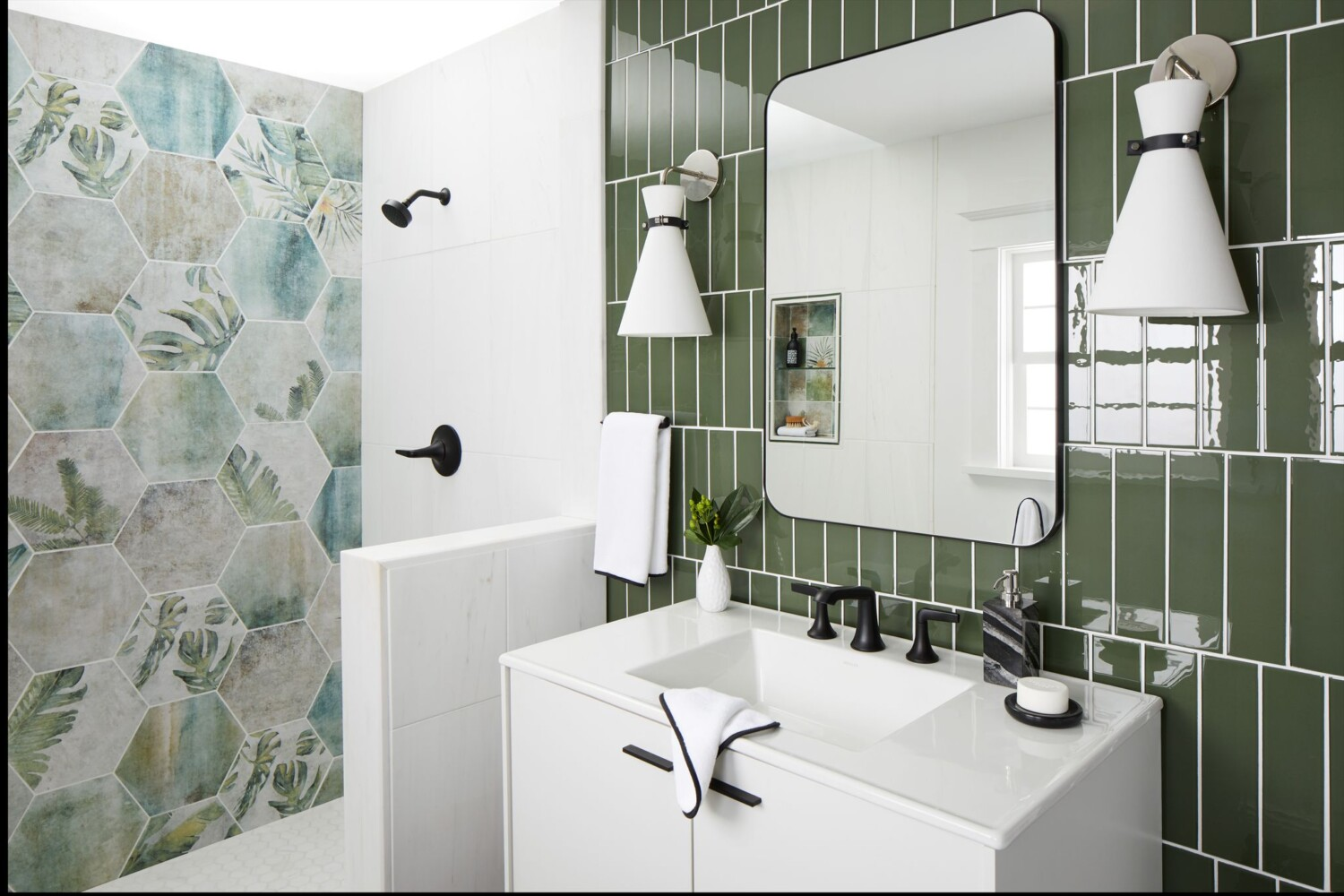 Bathroom Bliss with Hudson Valley Lighting Group