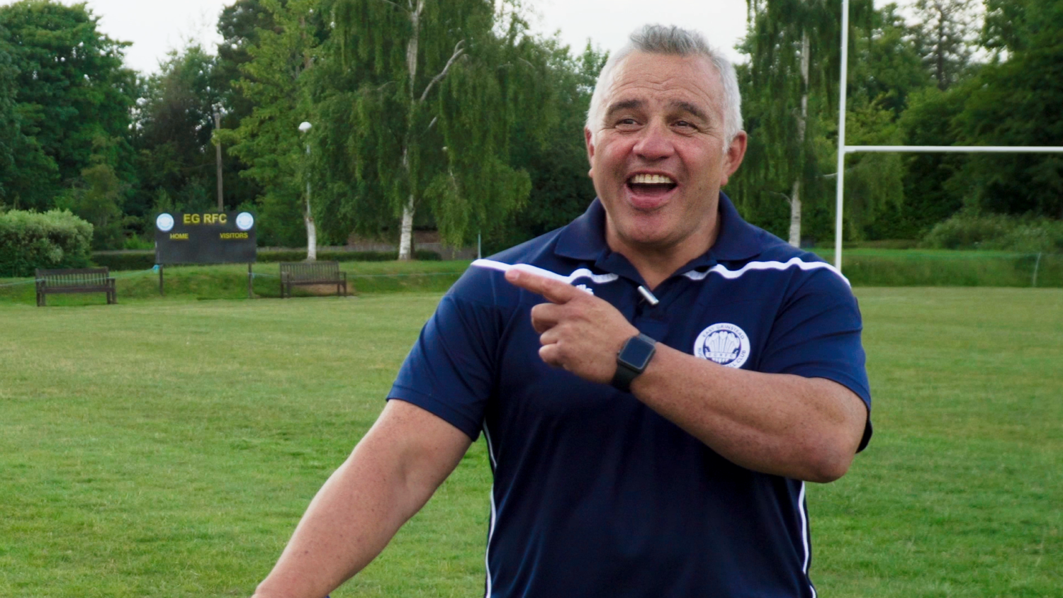 A Tribute to Matt Ratana – Prolojik supports East Grinstead RFC club with tragic news of the passing of Head Coach