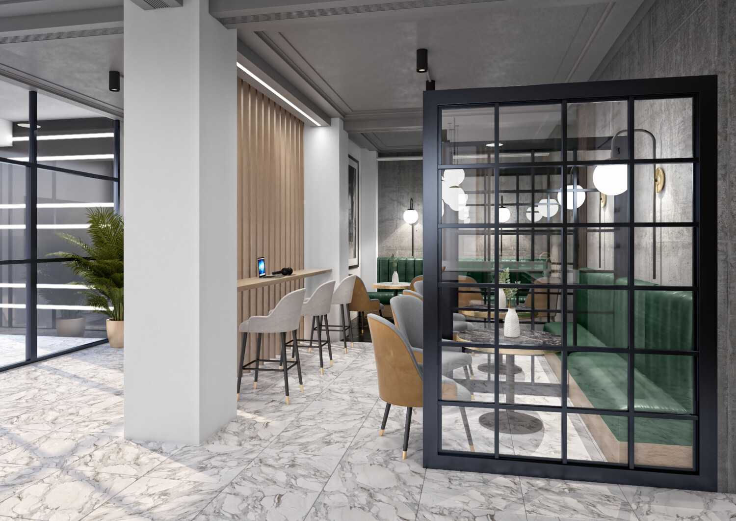 Ergo Real Estate unveils Great Charles Street, a unique office refurbishment in the heart of Birmingham's Central Business District