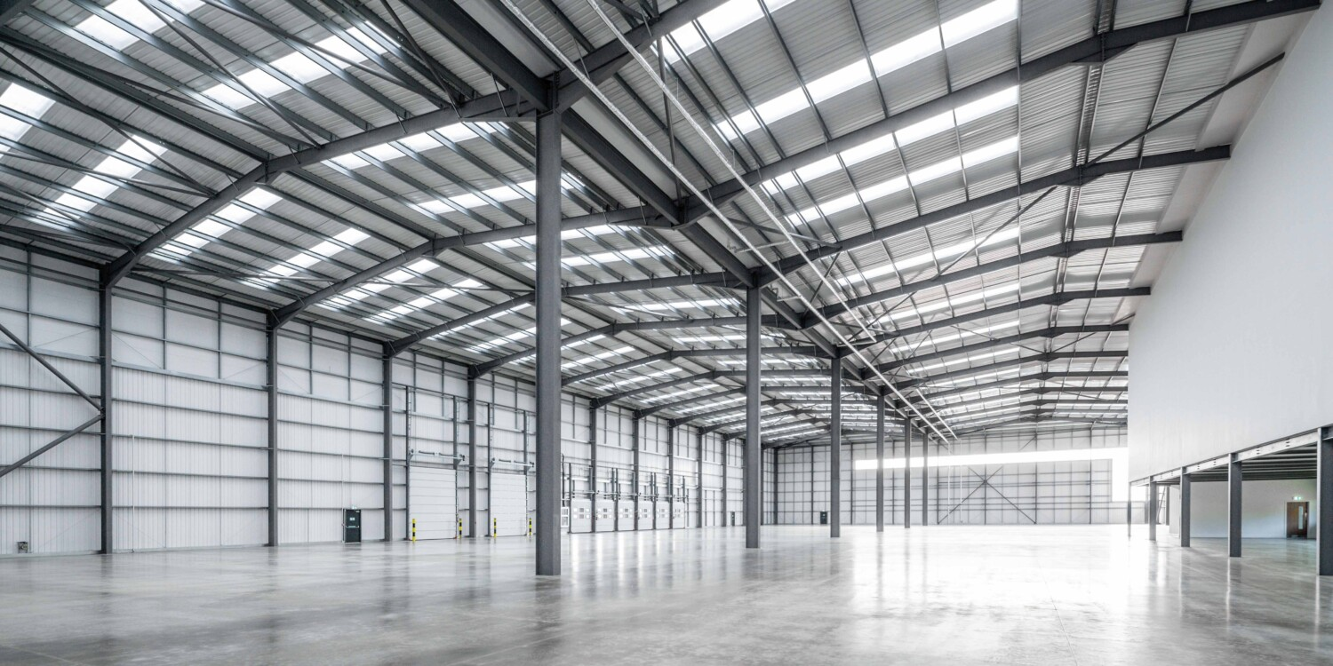 Axis J9, Aver Property Partnership's high-spec logistics hub in Bicester, Oxfordshire, is fully let