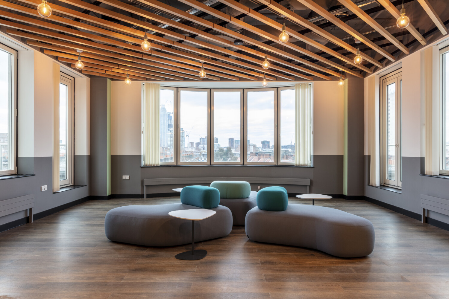 BW: Workplace Experts has created a modern workspace for civil servants with the revival of Government building in Westminster