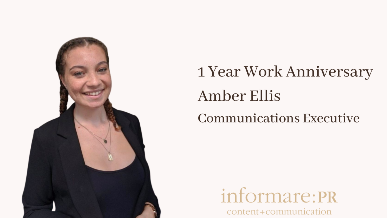 Amber Ellis: One Year On