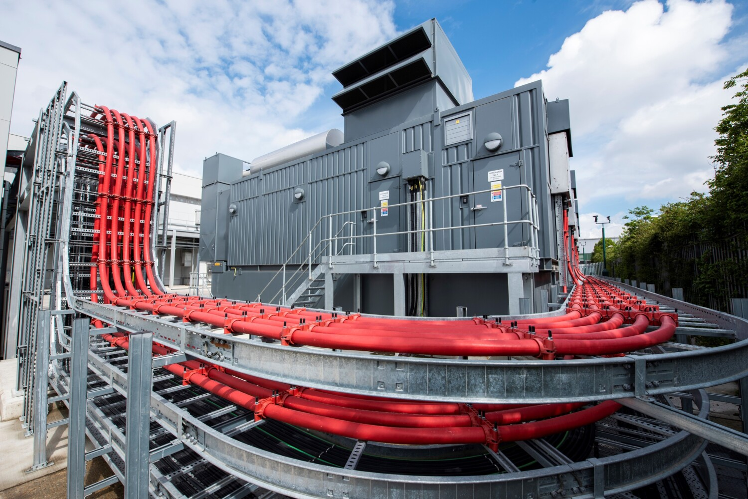 Concert works with Ark Data Centres to bring innovative North London data centre to practical completion